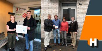 // Die HENKE AG unterstützt soziale Projekte